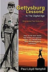 Gettysburg Lessons in the Digital Age. Paperback