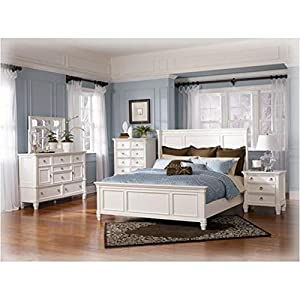 ashley b672 prentice bedroom set in home