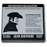 Jean Shepherd Films, TV shows, and Documentaries Collection - 14 DVD-R