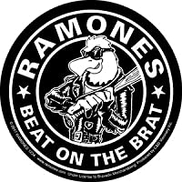 C&D Visionary Ramones Beat on the Brat Sticker