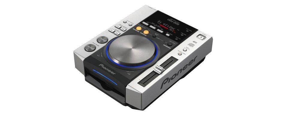 PERFORMANCE CD PLAYER CDJ-200 B000U721HI