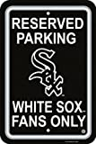 Chicago White Sox MLB Plastic Parking Signs