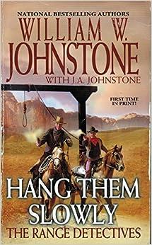 Book Hang Them Slowly: The Range Detectives