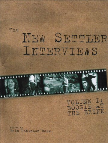 The New Settler Interviews: Boogie on the ()