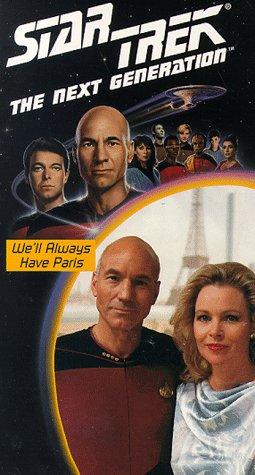Star Trek - The Next Generation, Episode 24: We'll Always Have Paris [VHS]