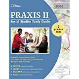 Praxis II Social Studies Study Guide: Content and Interpretation (5086) Test Prep and Practice Questions for the Praxis II (5086) Exam