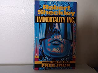 book cover of Immortality Inc