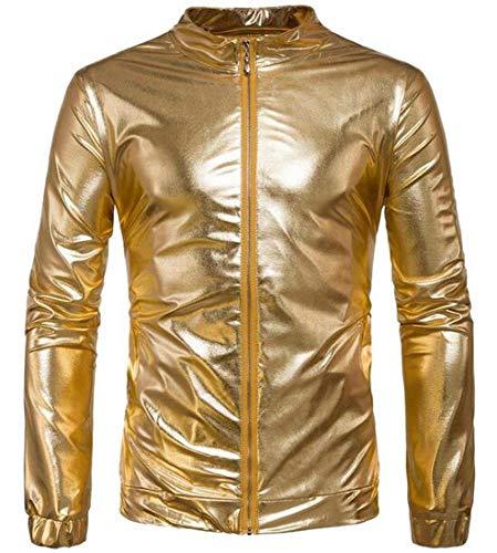 Vêtements Kangqi Baseball De Veste Silvery Pour Hommes rrqwRd8