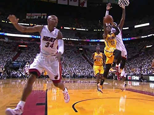 Indiana Pacers at Miami Heat, Game 6