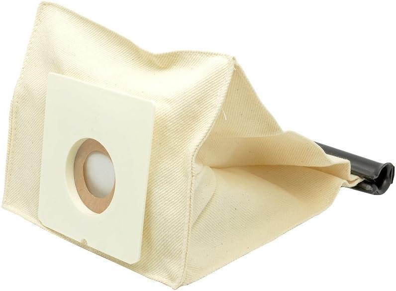 WESSPER® Bolsa de aspiradora reutilizable para Team ST 2 (1 pieza, Lienzo): Amazon.es: Hogar