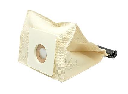 ✧WESSPER® Bolsa de aspiradora reutilizable para UFESA AT ...