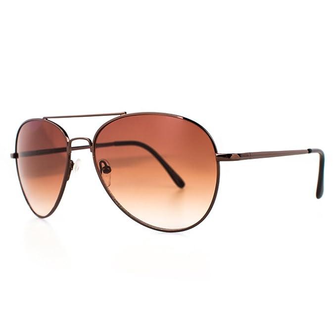Distressed Shades2Go Aviator Pilotenbrille Piloten Sonnenbrille viele Farben (schwarz-schwarz) X4BvAwD