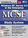 Windows NT 4.0 Server in the Enterprise MCSE Study System, Alan R. Carter, 0764546058