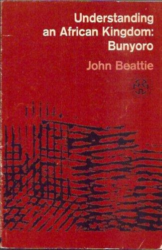 Understanding an African kingdom: Bunyoro