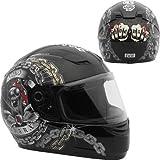 SparX S-07 Ride Hard Helmet - Small/Ride Hard