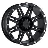 "Automotive : Pro Comp Alloys Series 31 Wheel with Flat Black Finish (15x8""/5x114.3mm)"