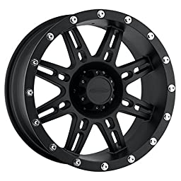 Pro Comp Alloys Series 31 Wheel with Flat Black Finish (15x8\