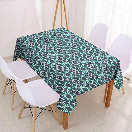 (ScottDecor Picnic Cloth Dinning Tabletop Decoration W 70