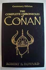 Conan chronologies