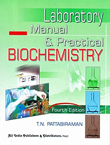 amazon in buy laboratory manual practical biochemistry 4th rh amazon in laboratory manual for practical biochemistry by shankara laboratory manual for practical biochemistry free download