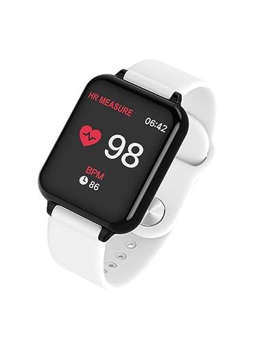 DZKQ Smart Watch Waterproof Smartwatch Heart Rate Monitor