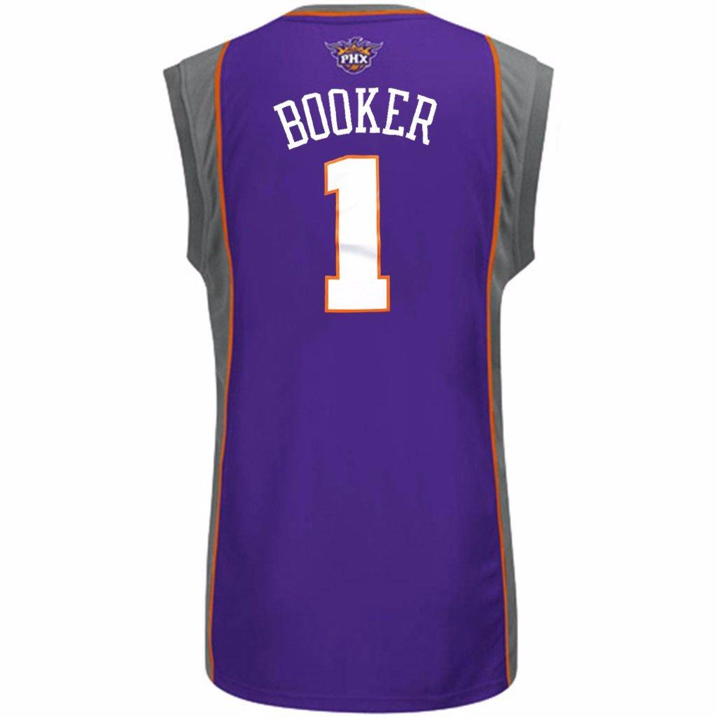 Adidas Devin reservante Phoenix Suns NBA Hombres Camiseta de Jersey Morado, XL, Púrpura: Amazon.es: Deportes y aire libre