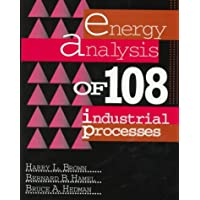 Energy Analysis of 108 Industrial Processes