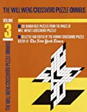 The Will Weng Crossword Puzzle Omnibus, Will Weng, 0812919351