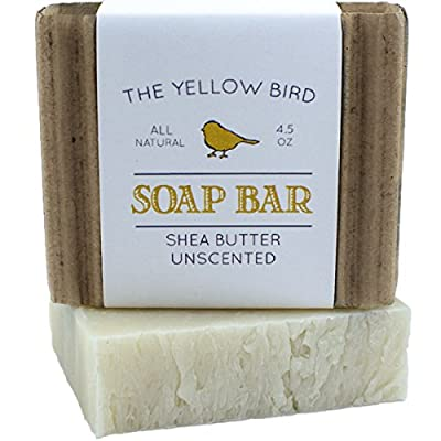 The Yellow Bird All Natural Soap. Simple Ingredients, Powerful Results. Face & Body Skincare by The Yellow Bird