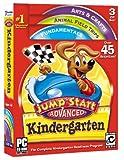 KNOWLEDGE ADVENTURE JumpStart Advanced Kindergarten (Windows/Macintosh)