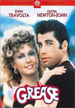 c906e43071 Amazon.com: Grease (Widescreen Edition): John Travolta, Olivia ...
