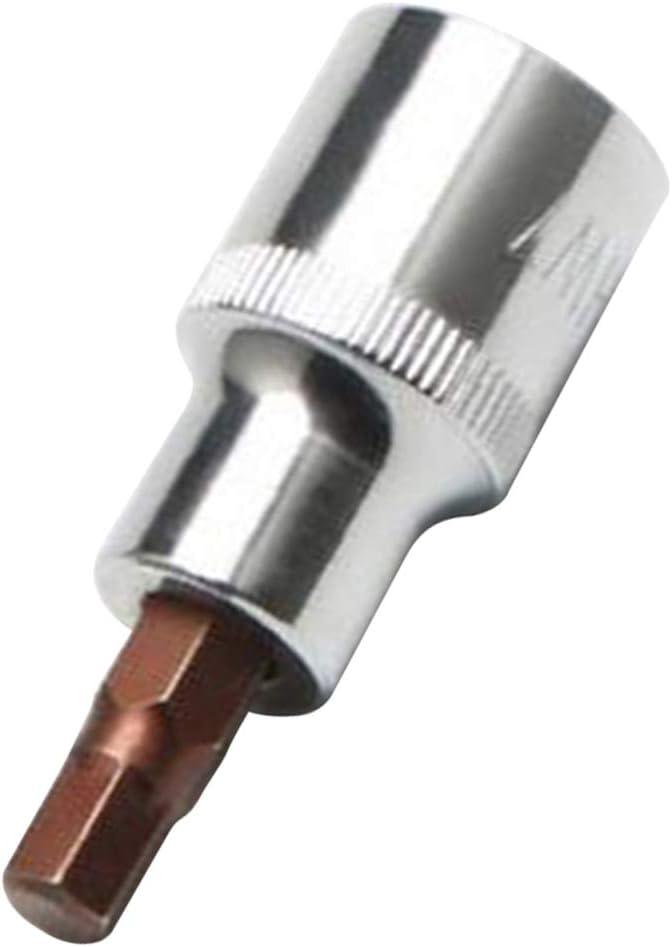 4mm joyMerit Strumento Di Riparazione Auto Con Chiave Esagonale Da 1//2 Pollice