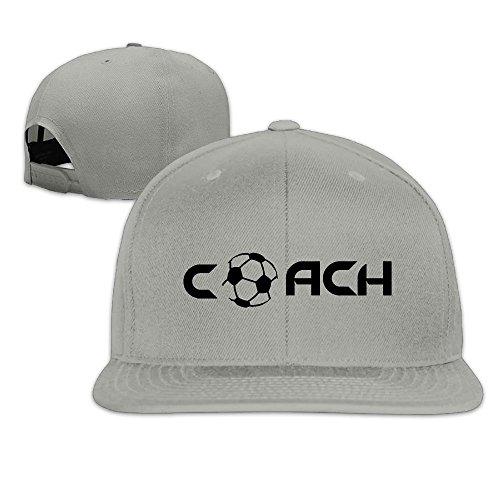 Coach Football Soccer Flat Brim Baseball - Usa Coach Sale Online