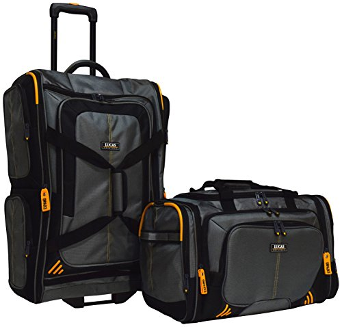 Lucas Accelerator 2 Piece Luggage Set product image