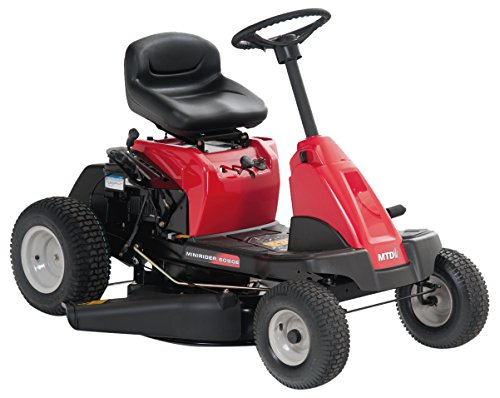 Lawn-king 60 sde 60 centimetre /24' cut ride on lawnmower powered by a mtd 196cc engine