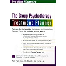 The Group Therapy Treatment Planner with Disk