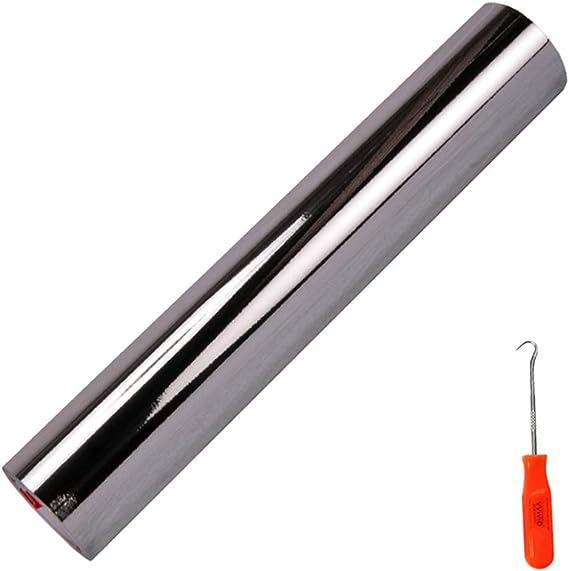 Your Design Oracal 351 plata espejo Chrome vinilo para, diseño de ...