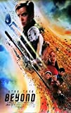 "Star Trek ~ Beyond (2016) ~ Original 27""x40"" Double-sided (Regal Cinema Special Ed) Poster"