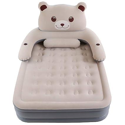 Amazon.com: WLJ-CQC - Sofá hinchable para cama hinchable ...