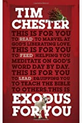 Exodus For You Hardcover