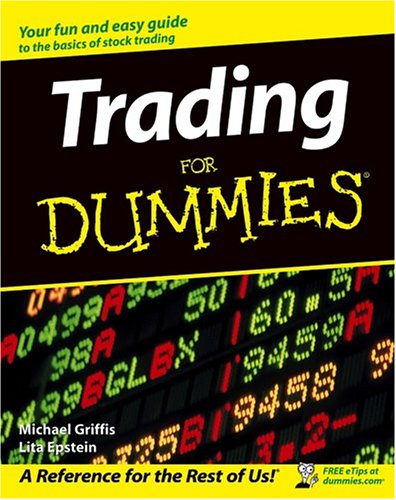 Trading For Dummies (For Dummies (Lifestyles Paperback)) by For Dummies