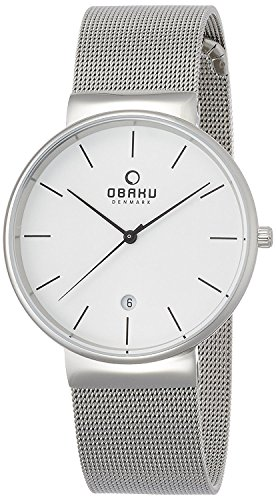 OBAKU watch 3 hands V153GDCIMC Men's [regular imported goods]