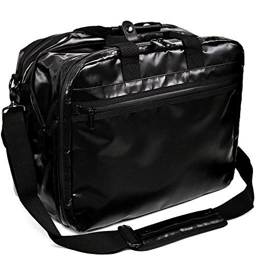 6fef488dab91 Sincere 大容量 ビジネスバッグ 3way メンズ レディース ビジネスリュック 防水 耐水素材 リュック 出張 就活