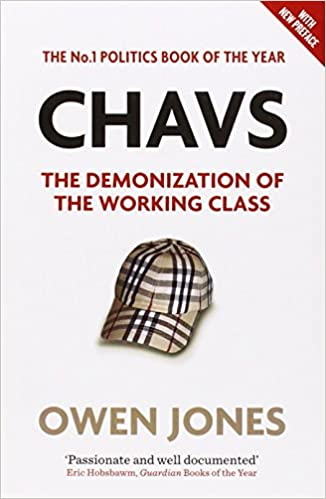 Owen Jones - Chavs Audiobook Free Online