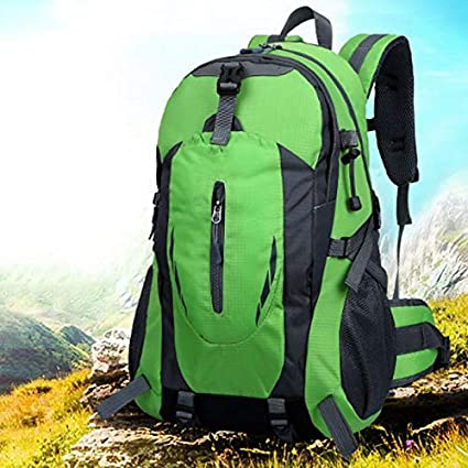 RMXMY Moda Simple Bolsa de Hombro Bolsa Impermeable Personalidad Creativa  montañismo Bolsa Hombres y Mujeres Deportes al Aire Libre y Ocio Mochila de  Viaje ... 2dbf047b6d30b