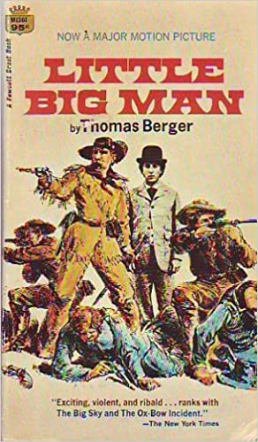 Image result for little big man book""