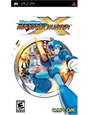 Mega Man Maverick Hunter X - Sony PSP