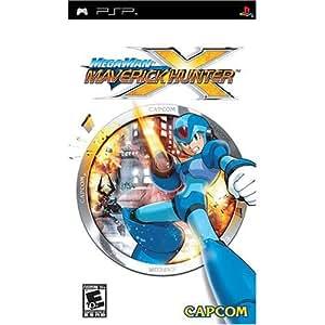 Mega Man Maverick Hunter X - PlayStation Portable