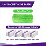Reusable Mop Pads Fit Swiffer WetJet - Washable