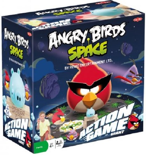Angry Birds Space Giant Action Game (Angry Birds Space For)